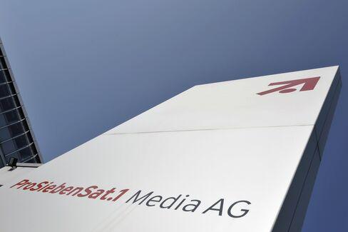 The ProSiebenSat.1 Media AG Headquarters Sit in Unterfoehring
