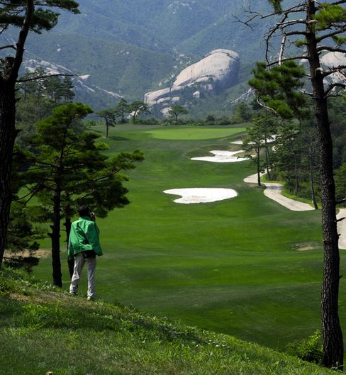 North Korea Hires Firm to Lure Tourists to Shuttered Resort