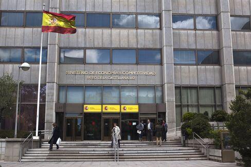 Spanish Bond Yields Rise