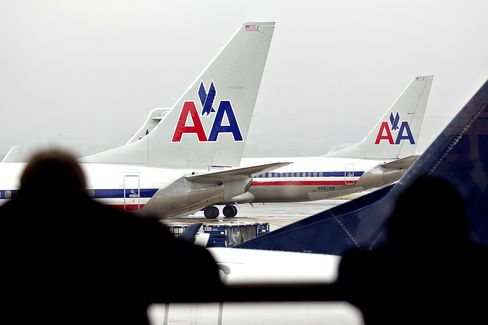 AMR's American Denied Court Approval to Toss Pilot Contract