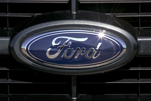 Ford Says $2.55 Billion Profit May Be Year's Best