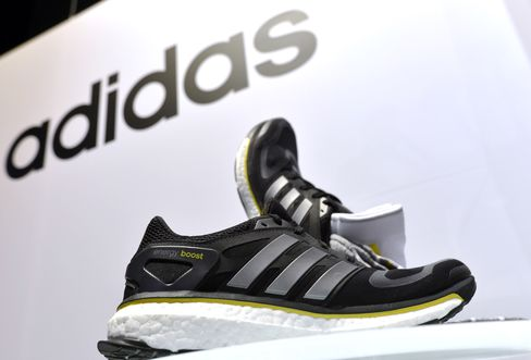 Adidas Vowing to Outrun Nike in U.S. With Bouncier Shoes