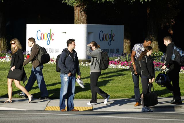 What motivates tech workers?Photographer: Tony Avelar/Bloomberg