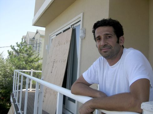 Ron Grant Boards Up His West Hampton Dunes Home
