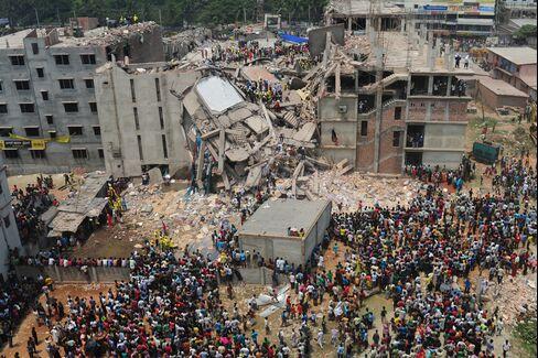Floor Vanished Amid Bangladesh Horror Where Lucky Lost Limbs