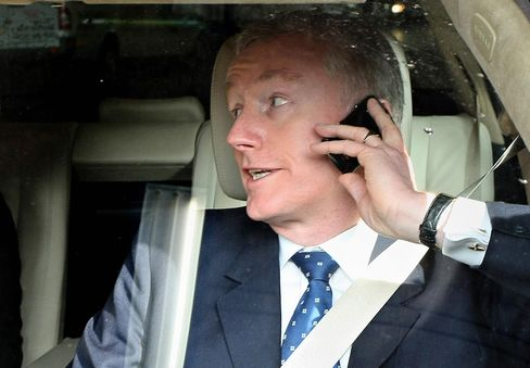 Former Royal Bank of Scotland Group CEO Fred Goodwin