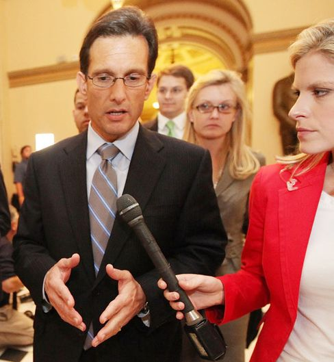 Focus Will be Eliminating Federal Regulations, Cantor says