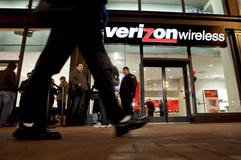 Vodafone Sees Potential Verizon Dividend of Up to $5.5 Bln