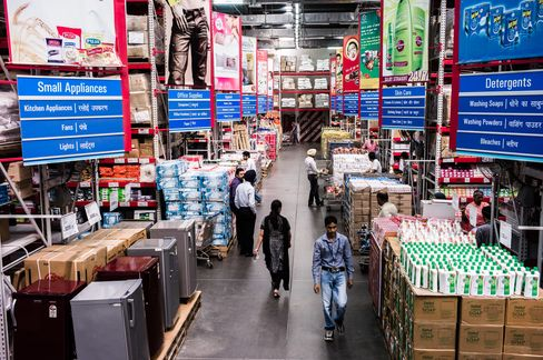 Wal-Mart Suspends Some Indian Workers Amid Bribery Investigation