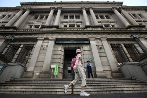 Extra Scrutiny of Bank of Japan Pledged by Noda's Economy Chief
