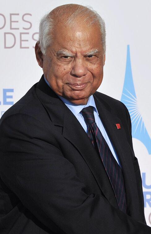 Egyptian Finance Minister Hazem el-Beblawi
