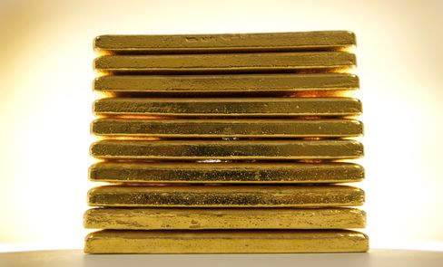Gold Extends Losses