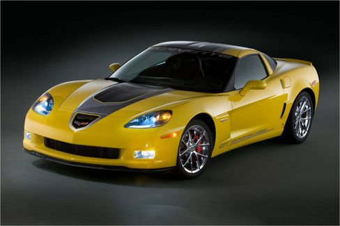 Corvette Not Just for Successful Plumbers With New Design