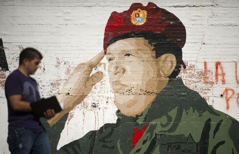Chavez's 681% Returns Mean Socialism Buoys Goldman