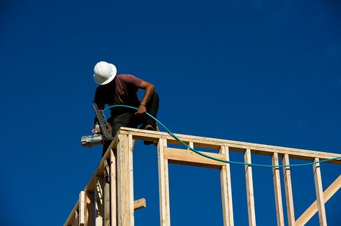 Building Permits in U.S. Increased in October to Five-Year High