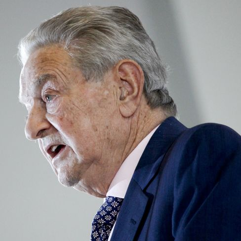 Soros Says Europe's Banks Haven't Been 'Cleansed'