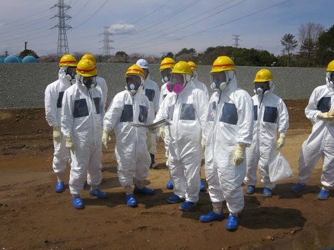 Tepco Faces Decision to Dump Radioactive Water in Pacific Ocean