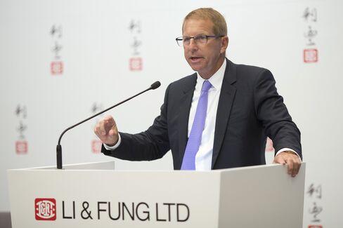 Li & Fung CEO Bruce Rockowitz
