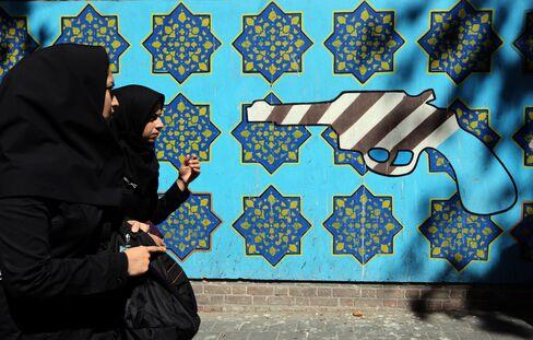 Former U.S. Embassy in Tehran