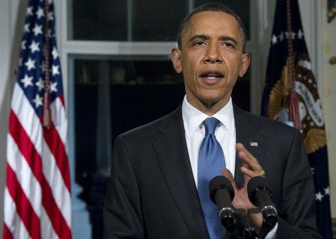 Obama Girds for Struggle with Republicans Over Debt Limit