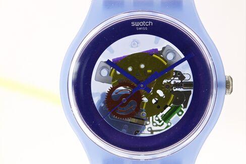 Swatch Wristwatch