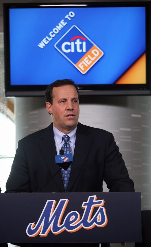 New York Mets executive Dave Howard