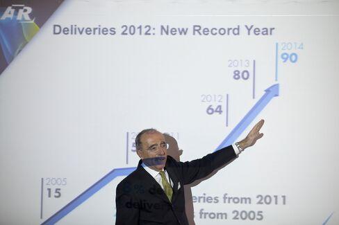 ATR Chief Executive Officer Filippo Bagnato