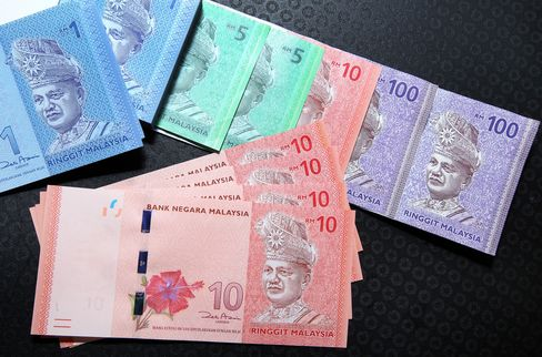 Ringgit Rebound Seen as GDP Limits Outflow Risk
