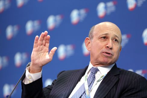 Goldman Sachs 11% Profit Drop Beats Estimates on Fund Management