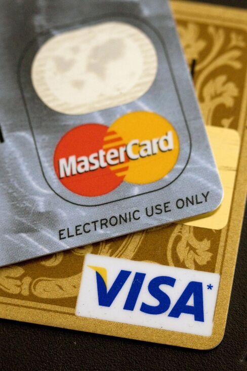 Visa, MasterCard Fall on Debit-Card Vote