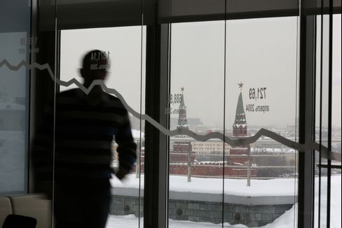 Exchange Debut No Boost for Moscow to Otkritie