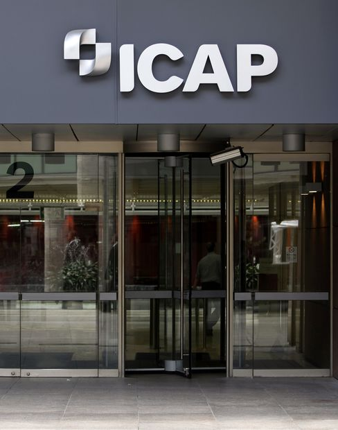 ICAP Said to Be Negotiating Libor Settlement With U.S., U.K.
