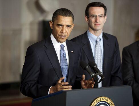 Barack Obama and Peter Orszag