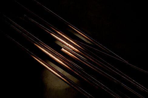 Copper Shortage Seen Extending as China Accelerates