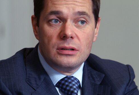 Severstal CEO Mordashov Says Company Deserved Vehicle Loan