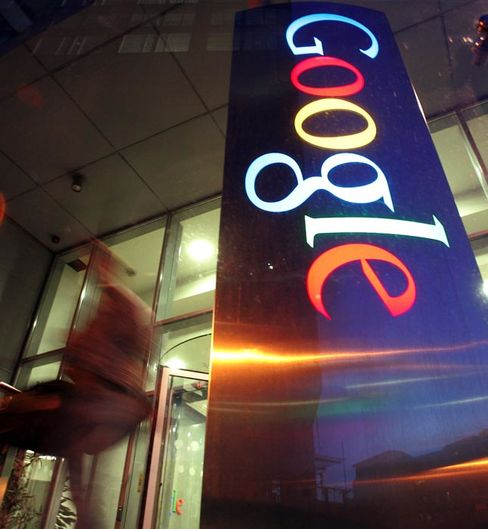 Google, with a separate corporation in Dublin, Ireland, is among companies seeking fundamental changes in tax law for repatriated profit. Photographer: Paul McErlane/Bloomberg