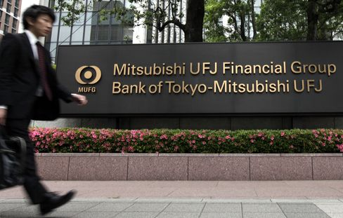 Mitsubishi UFJ Said to Seek $4 Billion Morgan Stanley Assets