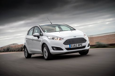 Fords at Third Off on Groupon Show Falling European Prices