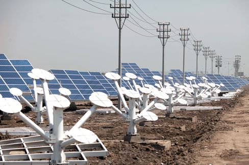 U.S. Said to Be in Talks With China, EU on Solar-Energy Spat