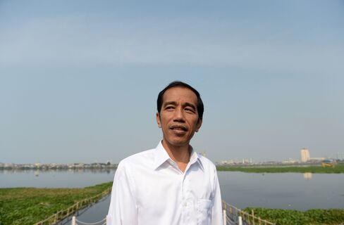 Indonesia's President-Elect Joko Widodo