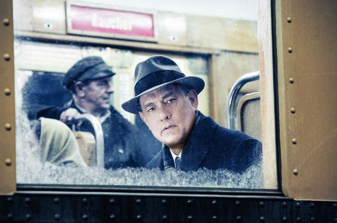 Tom Hanks stars in 'Bridge of Spies'.