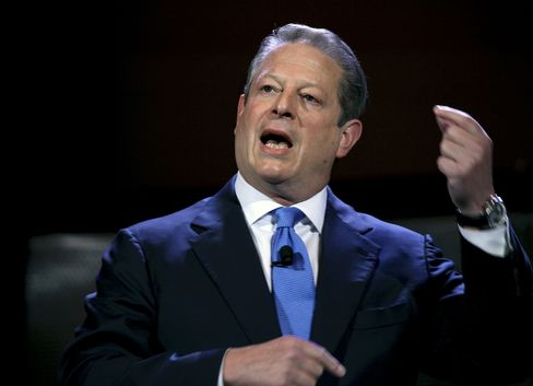 Gore's Investment Firm Said to Start $500 Million Asian Fund