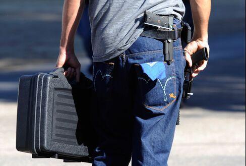 Arizona Cities May Have to Sell Guns Under Bill to Stop Buybacks