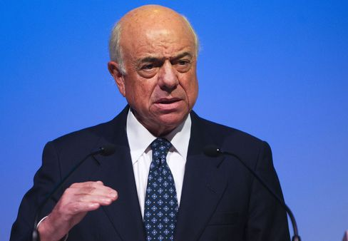 BBVA Chairman Francisco Gonzalez