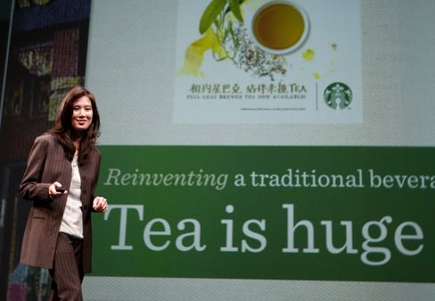 Starbucks to Introduce First Tea-Only Shop Under Tazo Brand