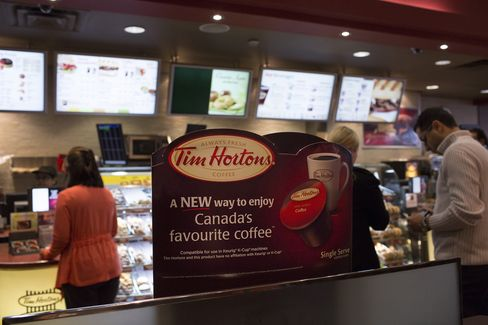 Tim Hortons Inc.