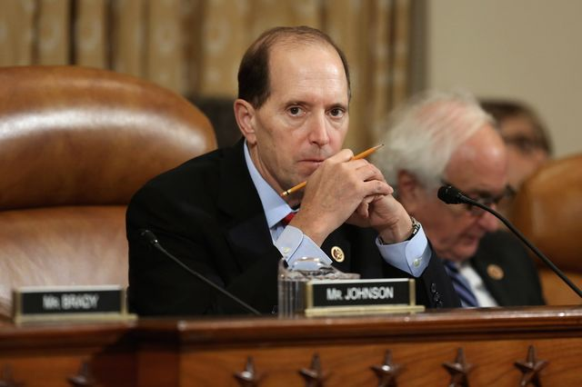 House Ways and Means Committee Chairman Dave Campwill retire. Photographer: Chip Somodevilla/Getty Images