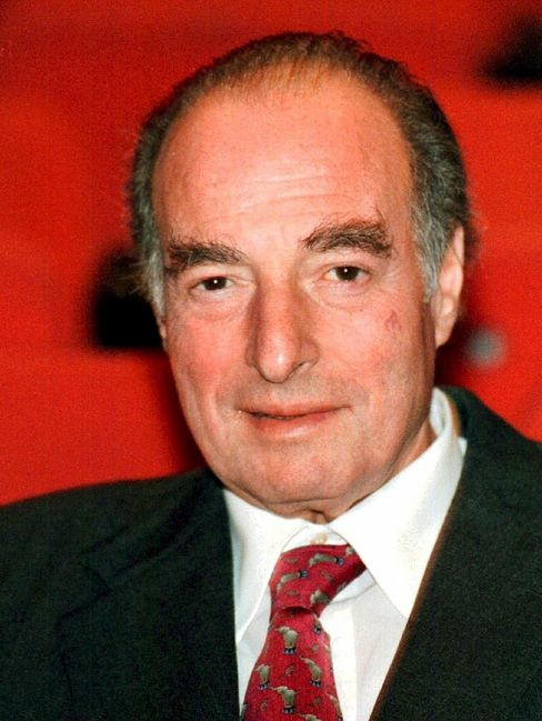 Commodities Trader Marc Rich