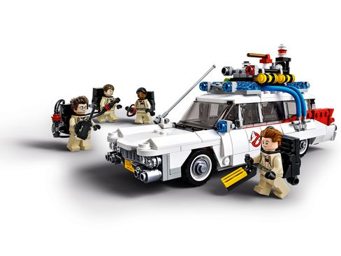 Lego Cuusoo Ghostbusters ECTO-1 Vehicle