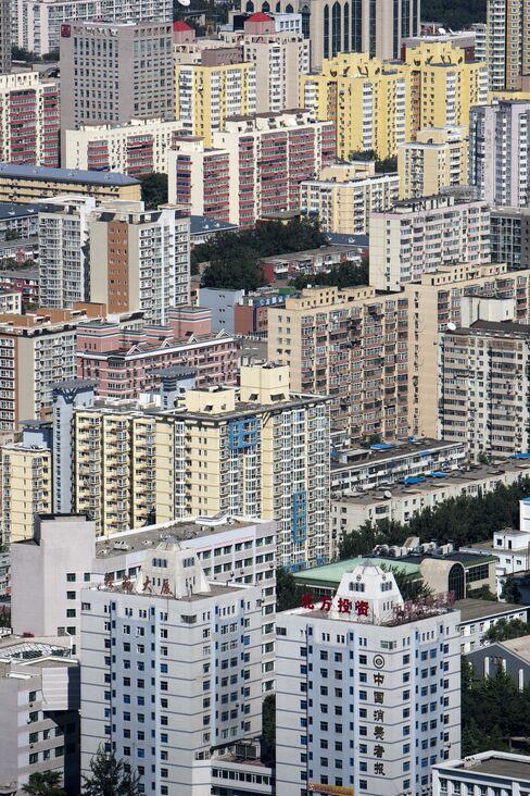 China Property Stocks Rated 'Cautious' at Nomura